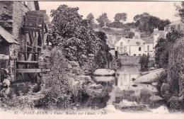 29 - Pont Aven - Vieux Moulin Sur L Aven - Pont Aven