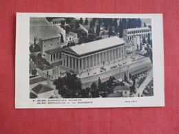 > Greece RPPC Delphi  Ref 2857 - Greece