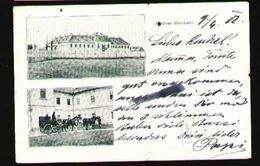 Carte Précurseur Hungary Schloss Marczaltö - Hongrie