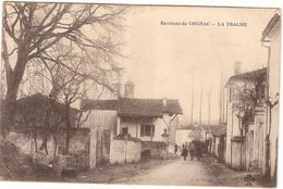 CPA Environs De Cognac La Trache 16 Charente - Cognac