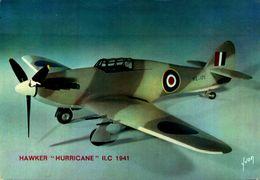 """Hawker """"Hurricane"""" II.C 1941 - 1946-....: Ere Moderne"""