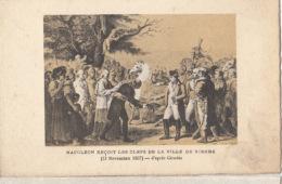 NAPOLEON  - Napoléon Reçois Les Clefs De La Ville De Vienne  : Achat Immédiat - Histoire