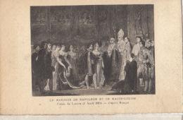 NAPOLEON  -  Le Mariage De Napoléon Et De Marie Louise : Achat Immédiat - Histoire