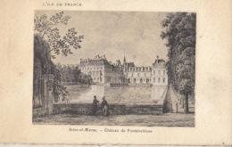 NAPOLEON  - D77 - Château De Fontainebleau : Achat Immédiat - Histoire