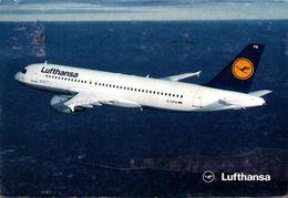 Lufthansa - Airbus A 320-200 - 1946-....: Ere Moderne