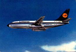 Lufthansa - Boeing 737 City Jet - 1946-....: Ere Moderne