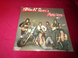 DICK  RIVERS   ° ROCKIN ALONG - Other - French Music