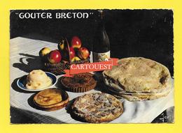 CPSM  Gouter Breton - Recette Des Crêpes Au Blé Noir - Recettes (cuisine)
