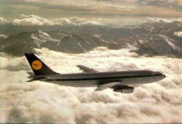 Lufthansa - Airbus A 300 - 1946-....: Ere Moderne