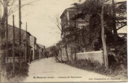 11 SAINT-NAZAIRE - Avenue De Narbonne - Autres Communes