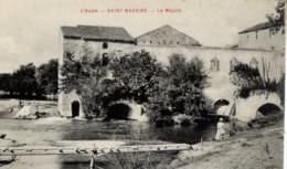 11 SAINT-NAZAIRE - Le Moulin - Autres Communes