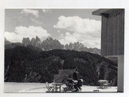 Plancios (Bolzano) - Berghotel Vallazza - Viaggiata Nel 1958 - (FDC8495) - Bolzano