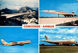 Concorde - Airbus - Multivues - 1946-....: Moderne