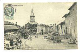 54 PEXONNE RUE ANIMATION MEURTHE ET MOSELLE - Autres Communes