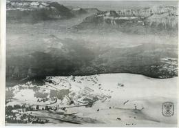 Photo Chamrousse Vue Aérienne Du Recoin Et De La Vallée*  X° Jeux Olympiques D'Hiver De Grenoble 1968 Olympic Games 68 - Olympics