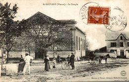 SAINT SAUVANT LE TEMPLE - Other Municipalities
