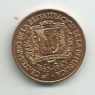Dominicana 1 Centavo 1963. KM#25 - Dominicana