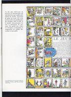 """1960 Publicité Laboratoires  / Jeu De Société (genre De L'Oie) / """" Jeu De Paris En Miniature """" - Jeux De Société"""