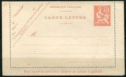 Entier N° 125-CL1 Y Et T, N° 28 ACEP - Postal Stamped Stationery