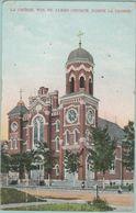 CPA: LA CROSSE  (état-unis):  Wis.  St. James Church, North La Crosse En 1910.    (E44) - Etats-Unis