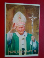 Pope John Paul II - Philippines