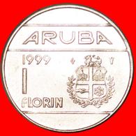 √ NETHERLANDS: ARUBA ★ 1 FLORIN 1999! LOW START ★  NO RESERVE! - [ 4] Colonies