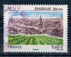 2012 N 4645 EPERNAY  OBLITERE CACHET ROND #227# - Frankreich