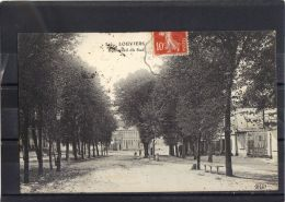 2722 . LOUVIERS . BOULEVARD DU SUD . (recto/verso) ANNEE  1912 . - Louviers