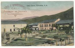 Cali  Cauca P. Used  Buenaventura Transito 1905 - Colombie