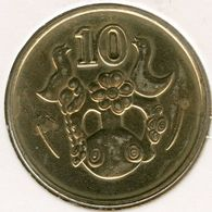 Chypre Cyprus 10 Cents 1994 KM 56.3 - Chypre