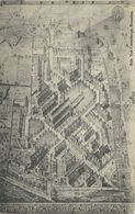 Gand   -    Litho   -   Plan - Gent