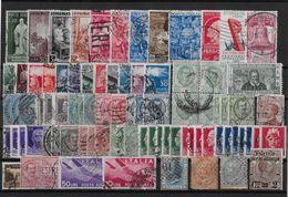 ITALIA - BELLA COLLEZIONE DI TIMBRI - Colecciones
