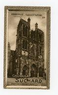 CHOCOLAT SUCHARD - VUES DE FRANCE - 277 - ABBEVILLE, EGLISE St VULFRAN (SOMME) - Suchard