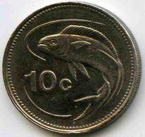 Malte Malta 10 Cents 1991 KM 96 - Malta