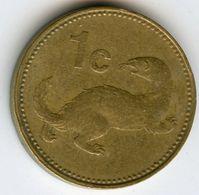 Malte Malta 1 Cent 1986 KM 78 - Malta