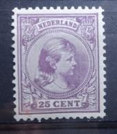 NEDERLAND   1891    Nr. 42    Postfris **    CW  825,00 - Period 1891-1948 (Wilhelmina)