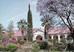 1 AK Namibia * Windhoek - Holy Cross Convent - Die Schule Wurde 1906 Gegründet * - Namibia
