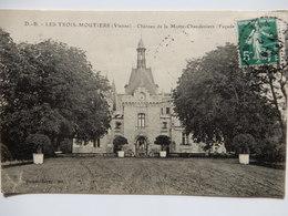 Chateau De La Mothe Chandeniers - Les Trois Moutiers