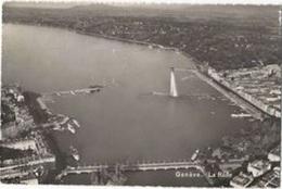 """Schweiz Suisse 1949: Chillon 10c Vert Zu 286 Mi 501 Yv 458 Sur CP """"Genève - La Rade"""" Avec O Du 7.II.1949  (Zu CHF 1.50) - Alimentation"""