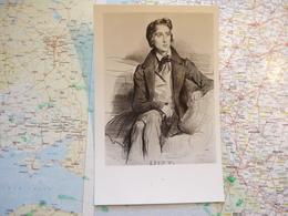 Liszt En 1832 - Chanteurs & Musiciens