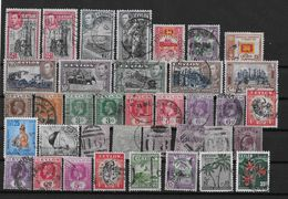 CEYLON - BEAUTIFUL COLLECTION OF STAMPS - Inde