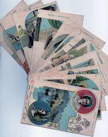 CROTTA - I PROMESSI SPOSI - Serie 12 Cartoline - VIAGGIATE - Ohne Zuordnung