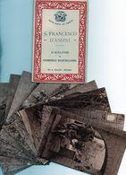 MASTROIANNI - SAN FRANCESCO D'ASSISI - Serie 12 Cartoline - NON VIAGGIATE - Mastroianni