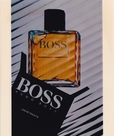 "PUB ,,,,  PARFUM  HUGO  BOSS ,,,"" BOSS "" ,,,,TBE - Perfume & Beauty"