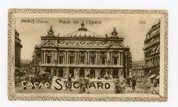 CHOCOLAT SUCHARD - VUES DE FRANCE - 308 - PARIS , PLACE DE L'OPÉRA (SEINE) - Suchard