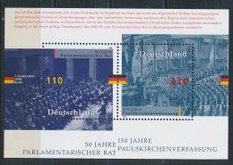 Duitsland/Germany/Allemagne/Deutschland 1998 Mi: Block 43 (PF/MNH/Neuf Sans Ch/**)(3365) - [7] West-Duitsland