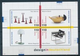 Duitsland/Germany/Allemagne/Deutschland 1998 Mi: Block 45 (PF/MNH/Neuf Sans Ch/**)(3369) - [7] West-Duitsland