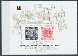 Duitsland/Germany/Allemagne/Deutschland 1999 Mi: Block 46 (PF/MNH/Neuf Sans Ch/**)(3378) - [7] West-Duitsland