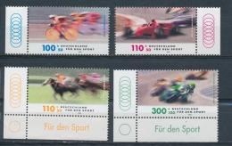 Duitsland/Germany/Allemagne/Deutschland 1999 Mi: 2031-2034 (PF/MNH/Neuf Sans Ch/**)(3375) - Ongebruikt