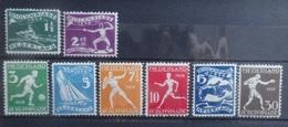 NEDERLAND   1928    Nr. 212 - 219    Postfris **     CW  200,00 - Period 1891-1948 (Wilhelmina)